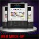 Awesmamaizing Web Presentation (Mock-up) - GraphicRiver Item for Sale