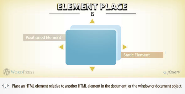 CodeCanyon Element Place WordPress 255893