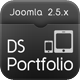 DS Portfolio Joomla! Templates – Mobile Ready  Free Download