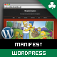 Manifest - Multipurpose Wordress Themes - ThemeForest Item for Sale