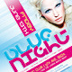 Music Event Flyer/Poster Template - GraphicRiver Item for Sale