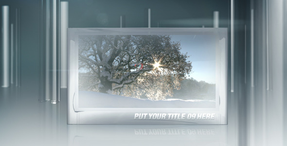 After Effects Project - VideoHive Clean Glass Presentation 2295337