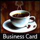 Coffee Shop Business Card - GraphicRiver Item for Sale