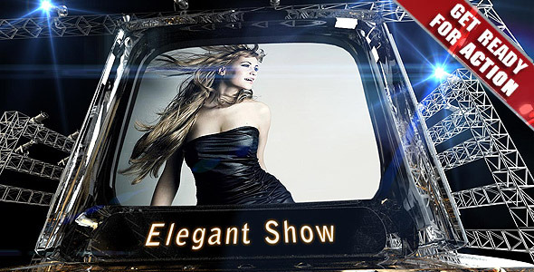 After Effects Project - VideoHive Elegant Show 2325965
