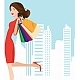 Successful shopping - GraphicRiver Item for Sale