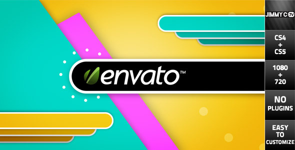 After Effects Project - VideoHive Bold Logo Reveal HD 263677
