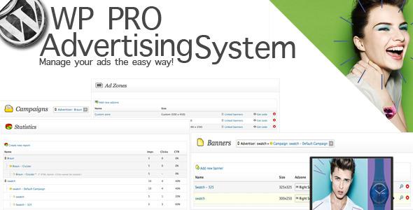 CodeCanyon WP PRO Advertising System 269693