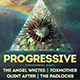 Progressive Rock Flyer - GraphicRiver Item for Sale