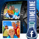 Facebook Timeline camera photos - GraphicRiver Item for Sale
