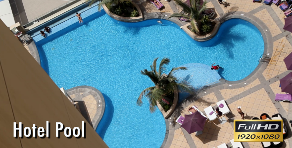VideoHive Hotel Swimming Pool 2333053