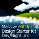 Sea Background Design Starter Kit - GraphicRiver Item for Sale