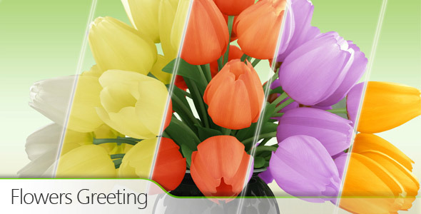 After Effects Project - VideoHive Flowers Greeting 2335847
