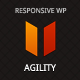 Agility - Responsive HTML5 WordPress Theme - ThemeForest Item for Sale