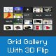 XML Grid Image/Video Gallery With 3D Flip - ActiveDen Item for Sale