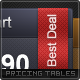 Pro Pricing Table - GraphicRiver Item for Sale