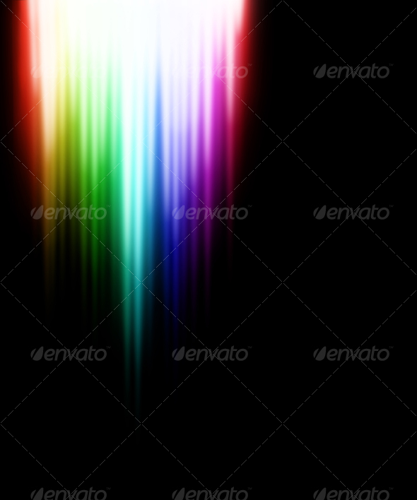 Color light effect. Background - Abstract Backgrounds