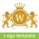 Warner Capital Logo Template - GraphicRiver Item for Sale