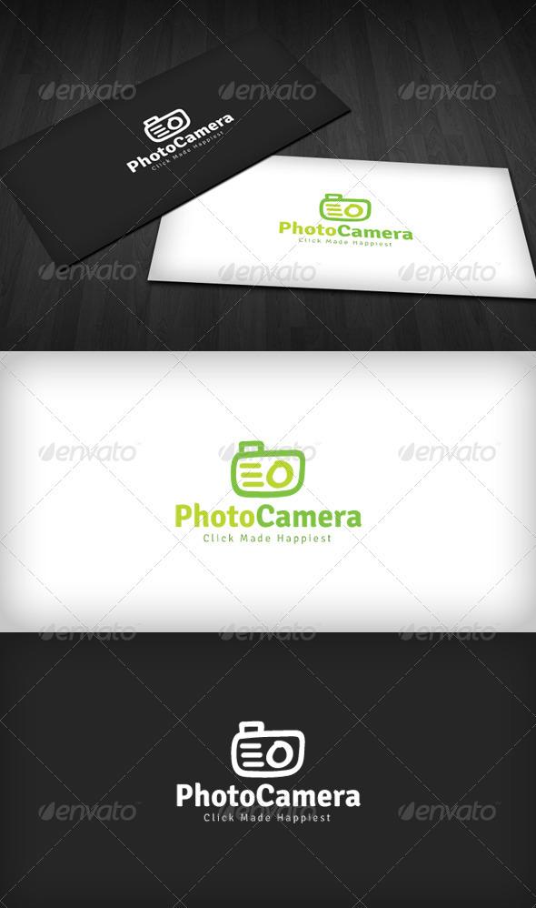 GraphicRiver Photo Camera Logo 2344131