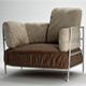 High Armchair - 3DOcean Item for Sale
