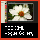 AS2 XML Vogue Gallery - ActiveDen Item for Sale