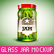 Glass Jar Mockup / Cartoon Design - GraphicRiver Item for Sale