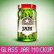 Glass Jar Mockup / Cartoon Design - GraphicRiver Item for Sale