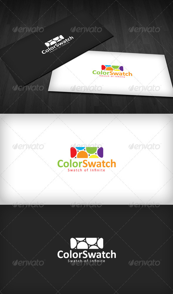 Color Swatch Logo