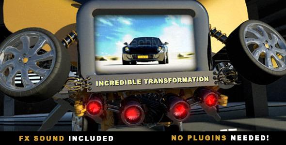 VideoHive i transformer-v2 2347004