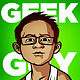 Download Vector Geek Guy @toilet