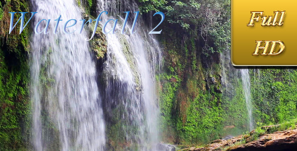 VideoHive Waterfall 2348279