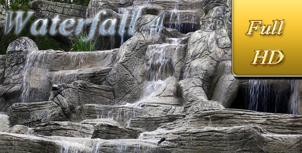 VideoHive Waterfall 2348377