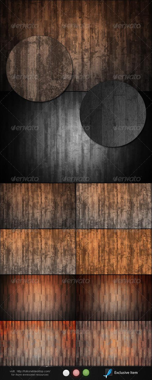 Grunge Wood Textures 1.0 - Wood Textures