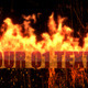 Texts in Fireball - VideoHive Item for Sale