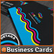 CMYK Colors Print Company Business Cards Design - GraphicRiver Item for Sale