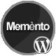 Meménto - A Flexible Corporate WordPress Theme