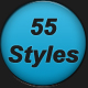 55 Stu Styles - GraphicRiver Item for Sale