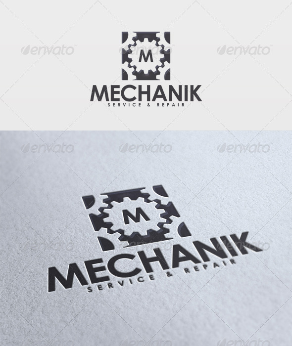 Mechanik Logo - Symbols Logo Templates