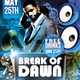 Break Of Dawn Flyer Template