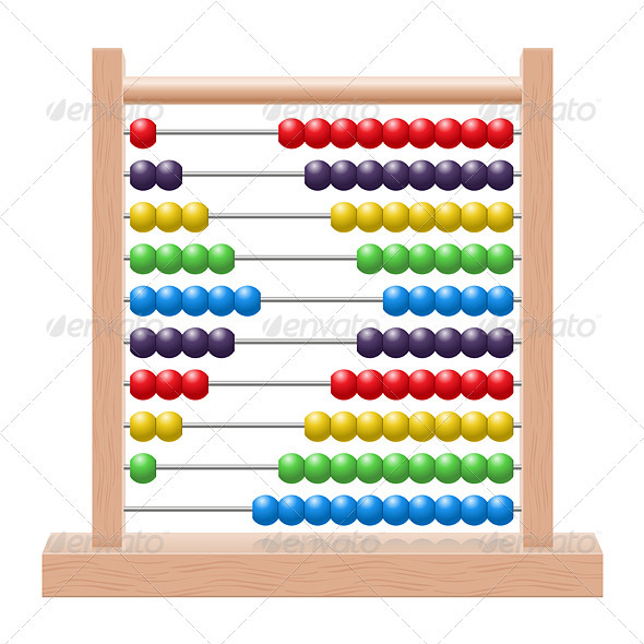 Abacus - Man-made objects Objects