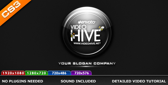 After Effects Project - VideoHive Carbon Logo 265967