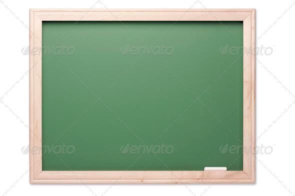 PhotoDune Blank Chalkboard 266038
