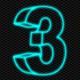 3D Countdown 01 - ActiveDen Item for Sale