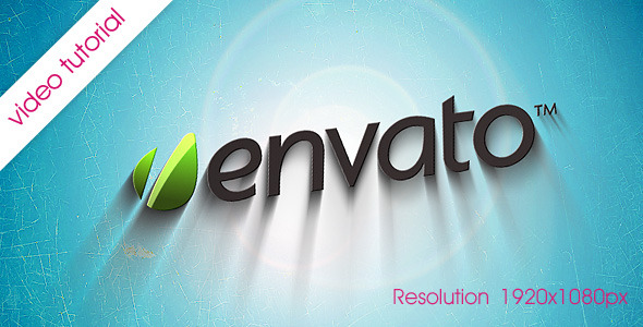 VideoHive Destroyed Logo 2357086