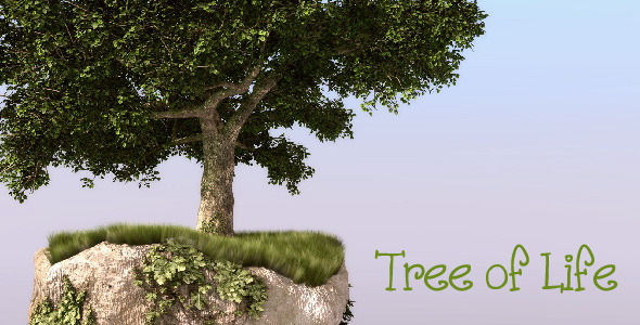VideoHive Tree of Life 266336