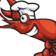chef prawn - GraphicRiver Item for Sale