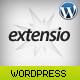 Extensio - Elegant and Minimal Business WordPress