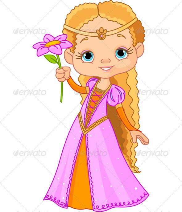 GraphicRiver Princess 2358984