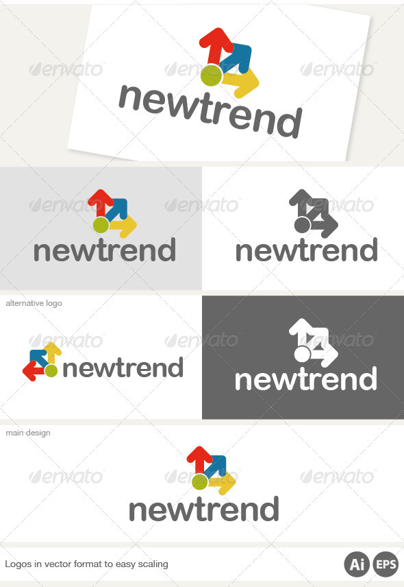 New Trend Logo