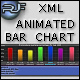 XML Animated bar chart graph with pop up details - ActiveDen Item for Sale