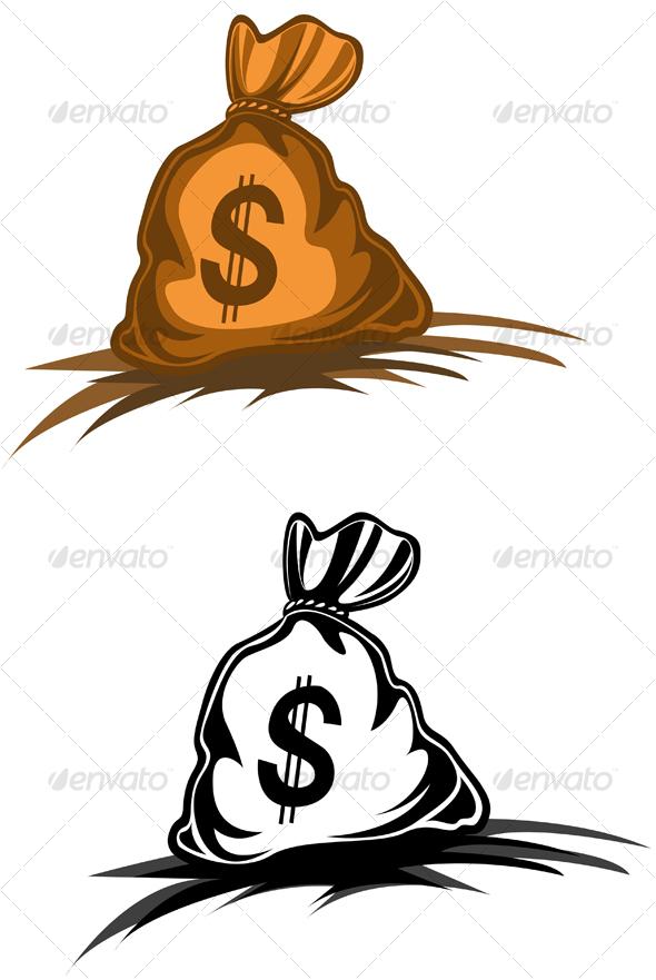 Money Bag Graphicriver